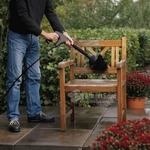 Keep wooden chairs free from dirt and grime